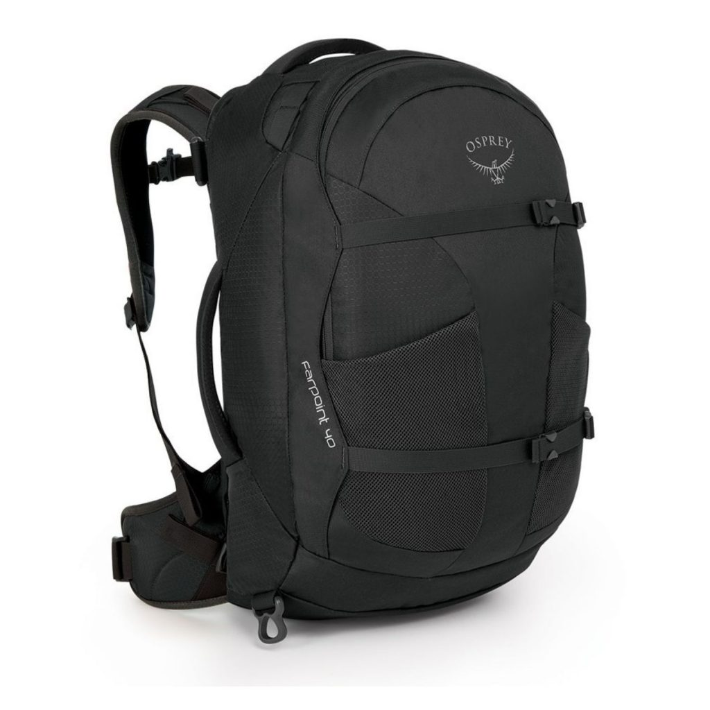 best travel bag, travel backpack