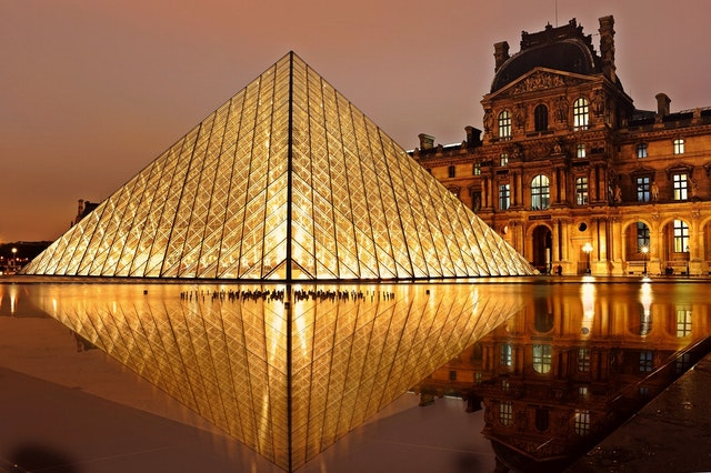 louvre museum, louvre tickets, louvre pyramid