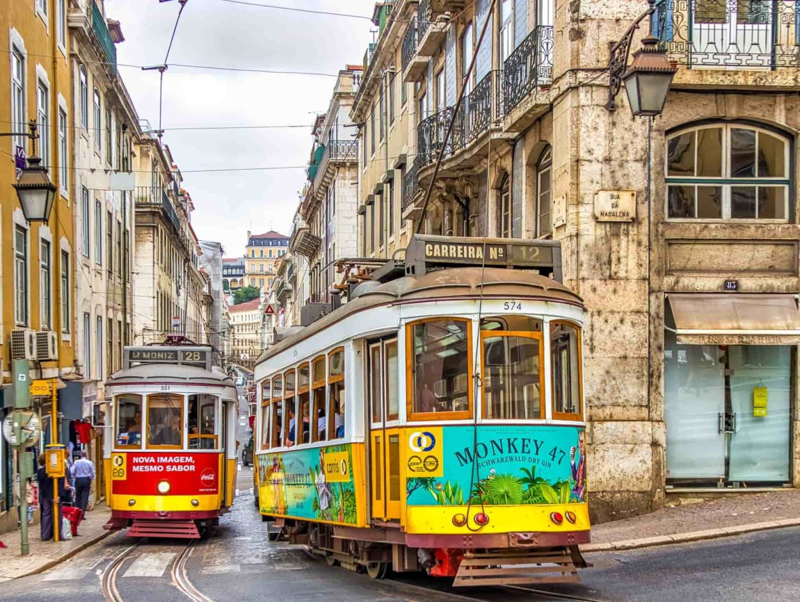 best places to visit in Portugal, places to go in portugal