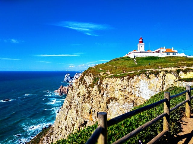 top things to do in portugal, Cabo da Roca portugal