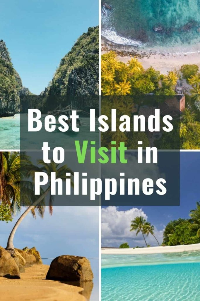 philippines island, places to visit in philippines