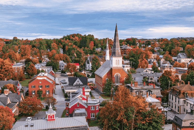 Best nature towns in America