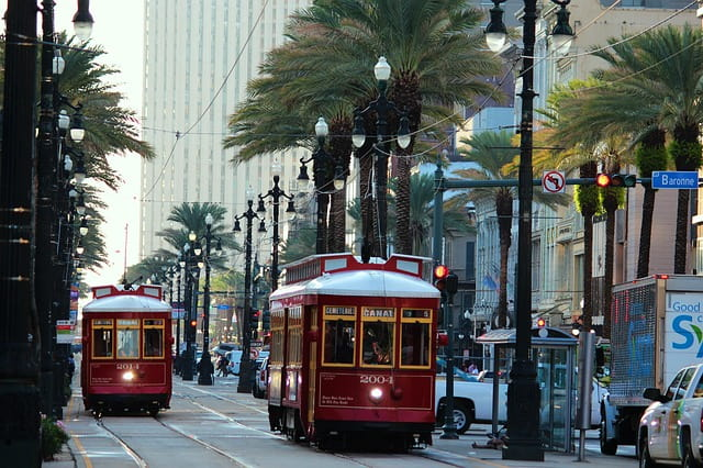 places to visit in december in usa. new orleans in winter