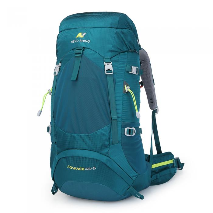 hiking backpack with frame