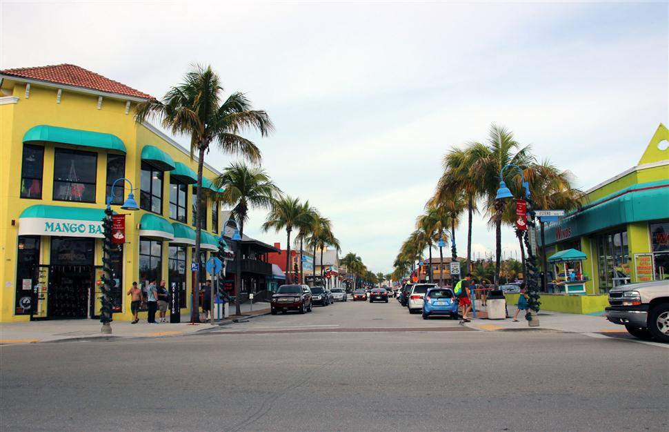 florida coastal towns